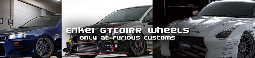 Enkei GTC01RR Wheels
